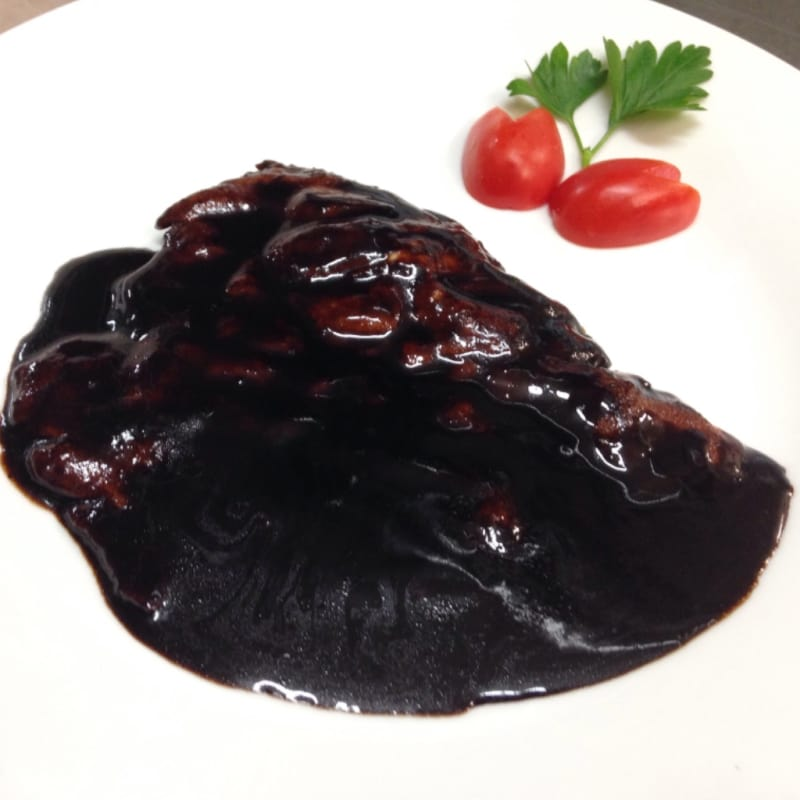 Foto Ricetta Escalope with balsamic vinegar of Modena