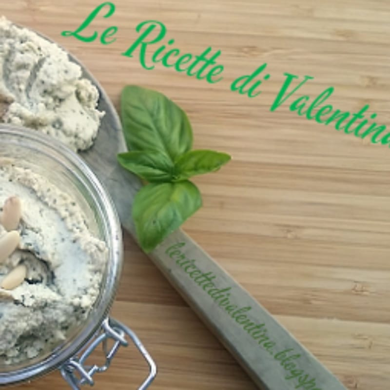 Foto Ricetta Cream of tofu cream with basil