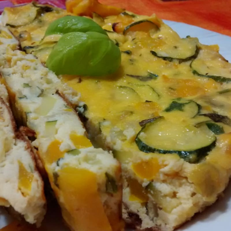 Foto Ricetta Pie with vegetables