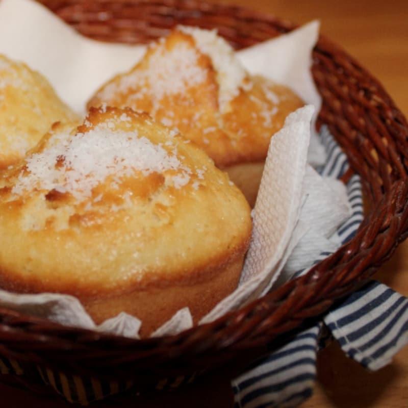 Foto Ricetta Coconut muffin