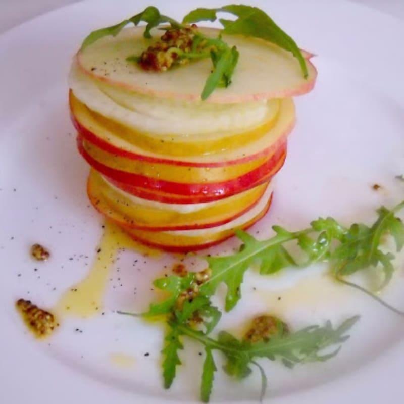 Foto Ricetta Insalata di mele, pere e finocchi