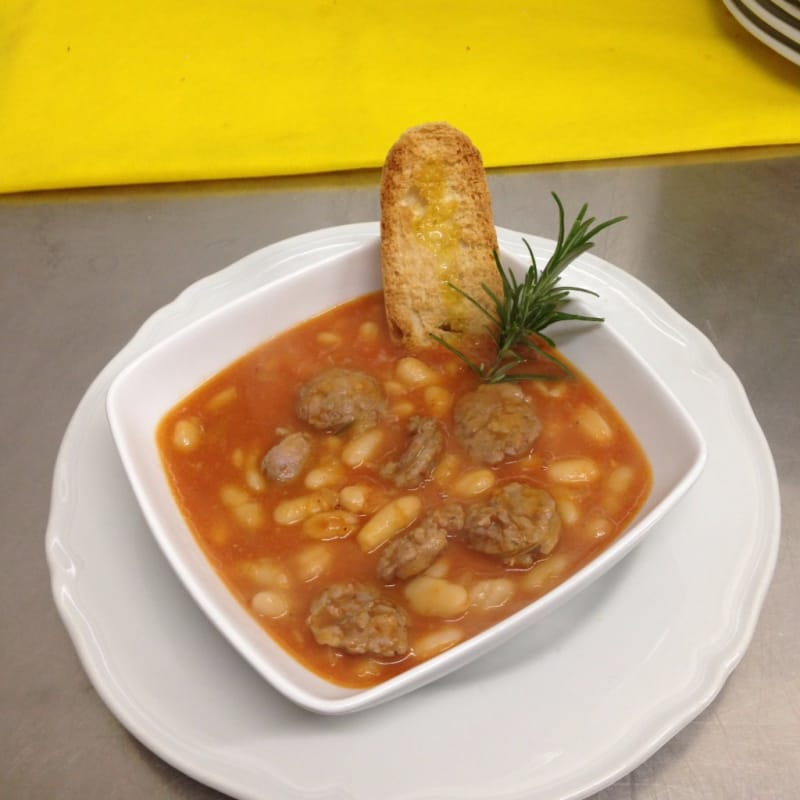 Foto Ricetta all'uccelletto Beans