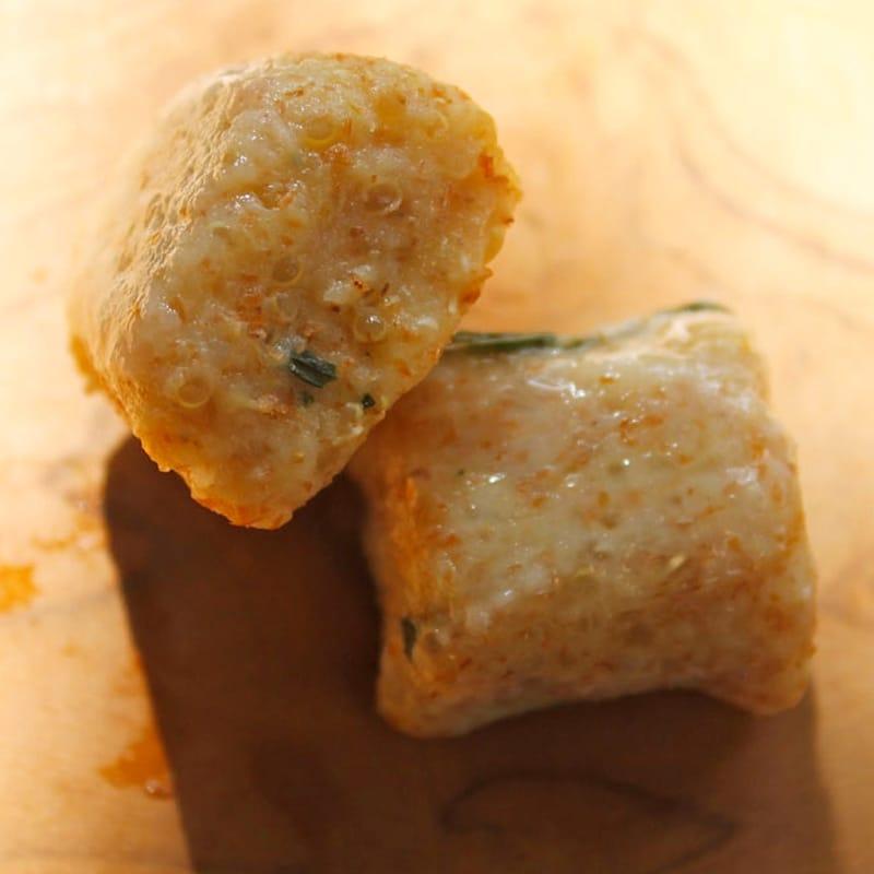 Foto Ricetta Gnocchi di farro e quinoa