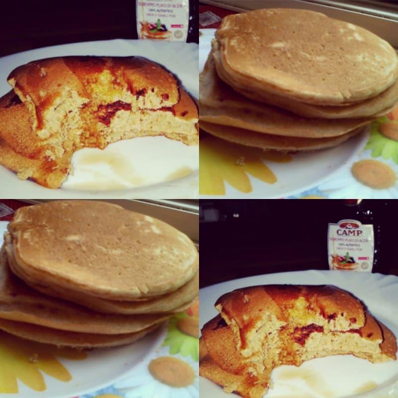 Foto Ricetta vegan Pancakes
