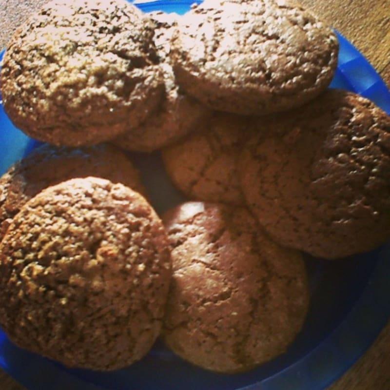 Foto Ricetta Scones with chocolate vegan