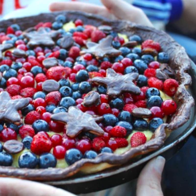 Foto Ricetta Tart berries