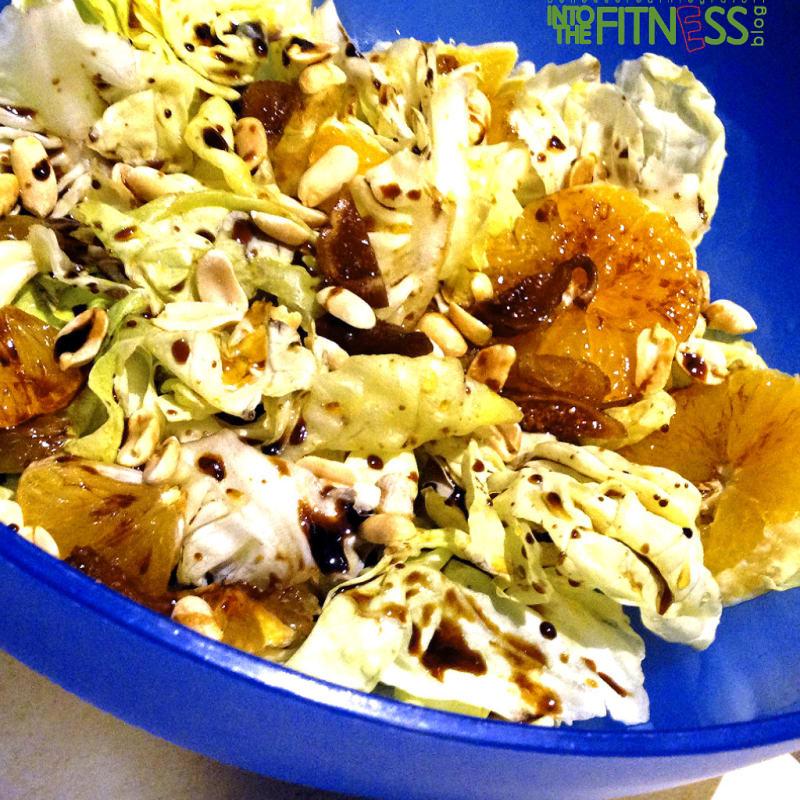 Foto Ricetta bittersweet autumn salad