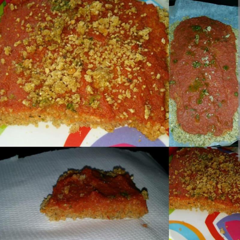 Foto Ricetta Pizza di quinoa