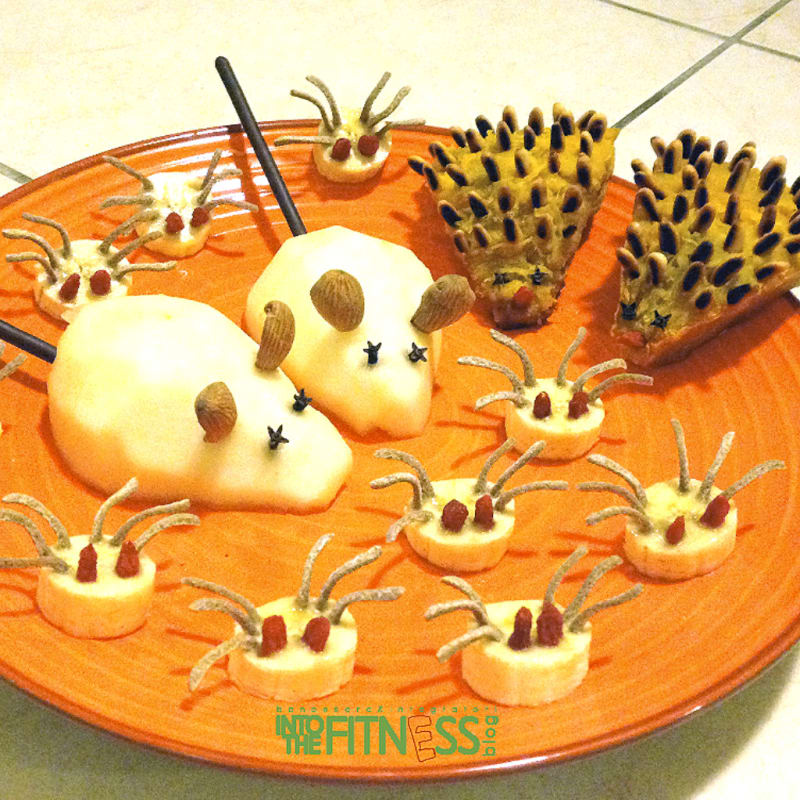 Foto Ricetta Dolcetti, tricks and animals halloween