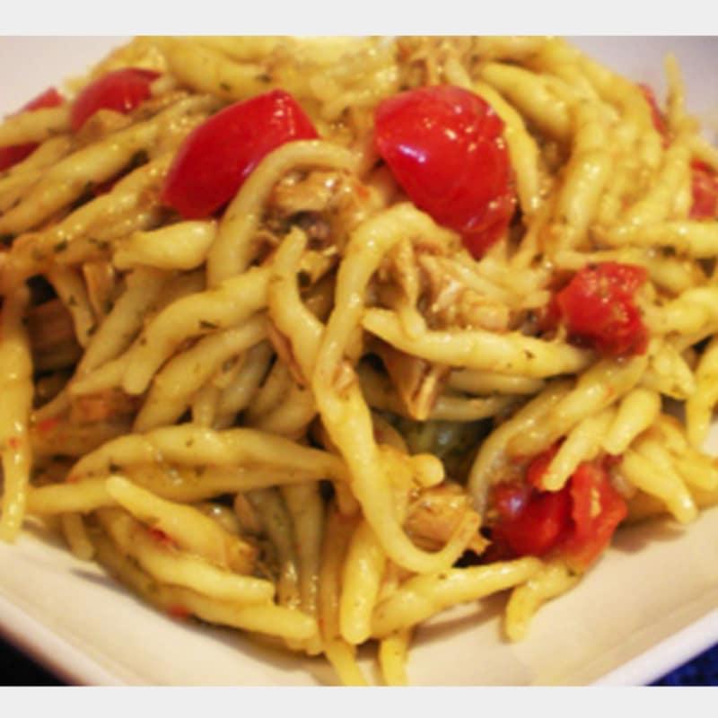 Foto Ricetta Pasta tricolore