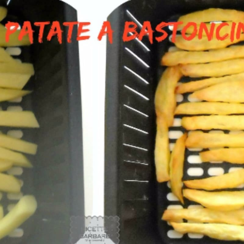 Foto Ricetta Patatine fritte