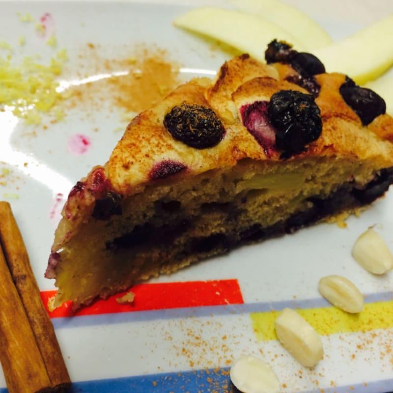 Foto Ricetta Vegan cake to 3emme