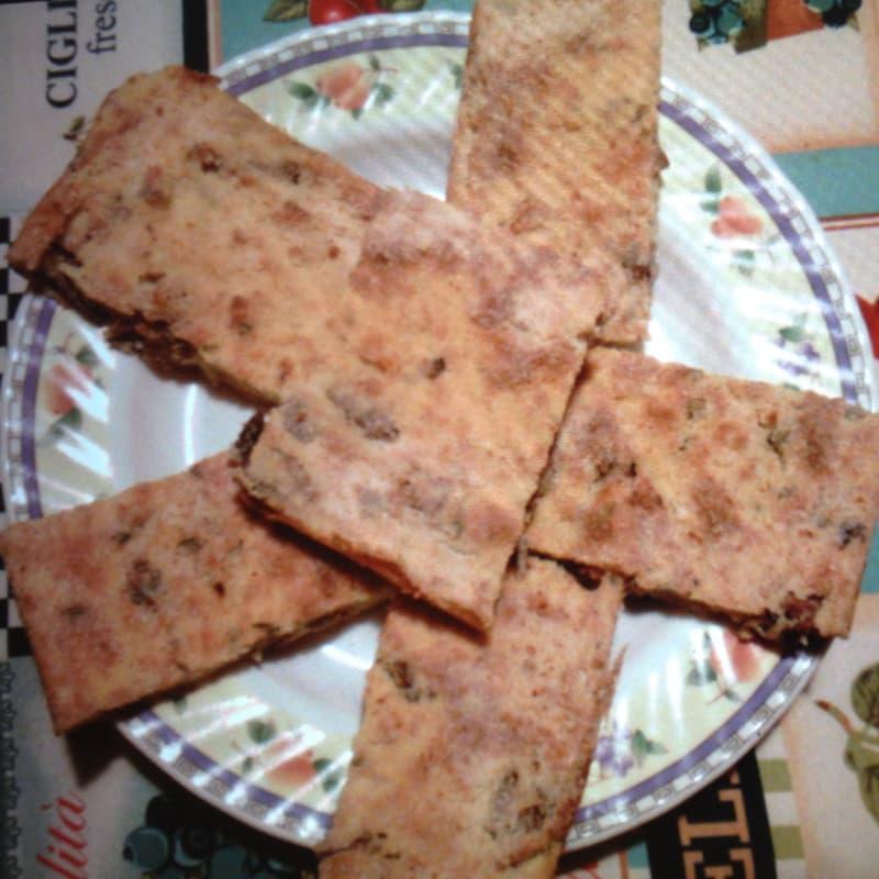 Foto Ricetta Flan cardoncelli potatoes and mushrooms