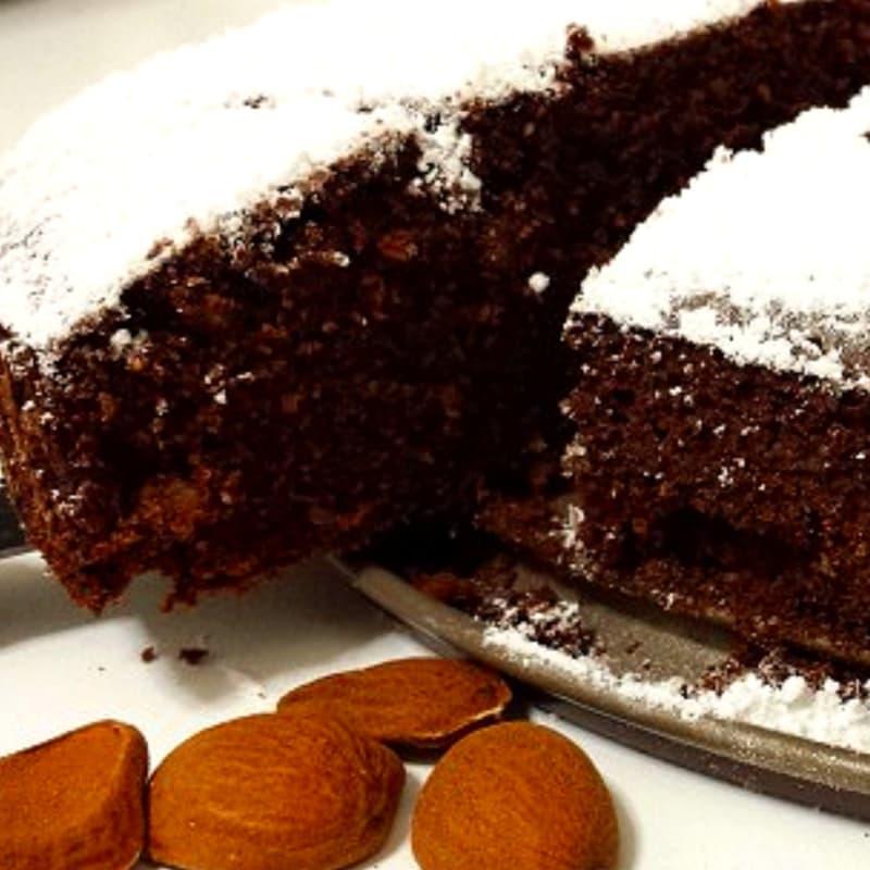Foto Ricetta Caprese cake