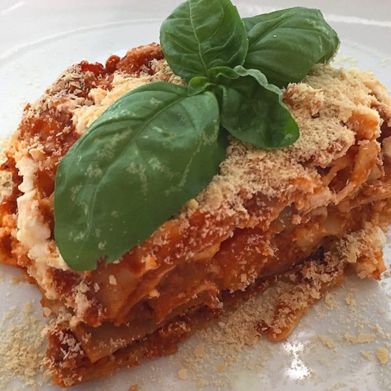 Foto Ricetta vegan Lasagna