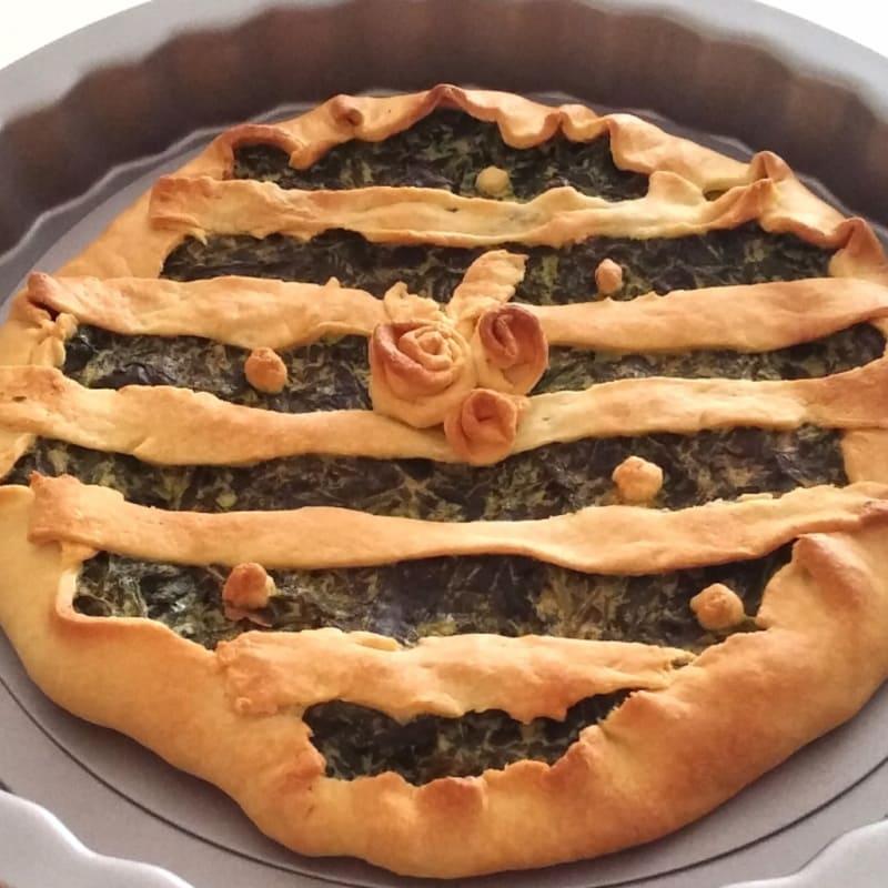 Foto Ricetta Chique agli spinaci