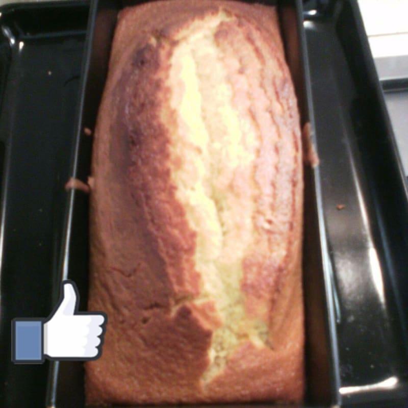 Foto Ricetta Yoghurt plum cake