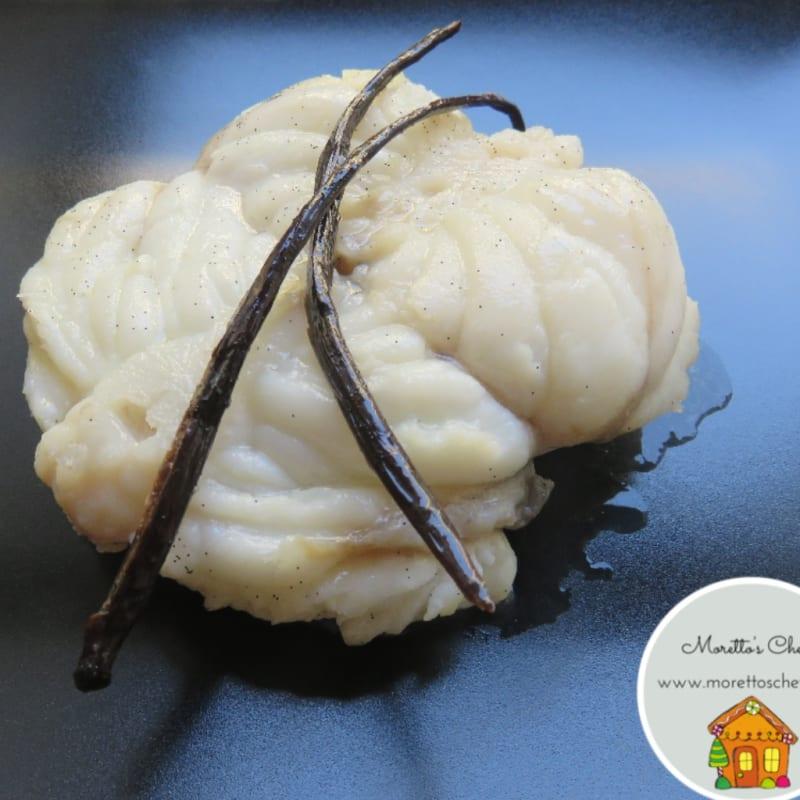 Foto Ricetta Coda di rospo alla vaniglia