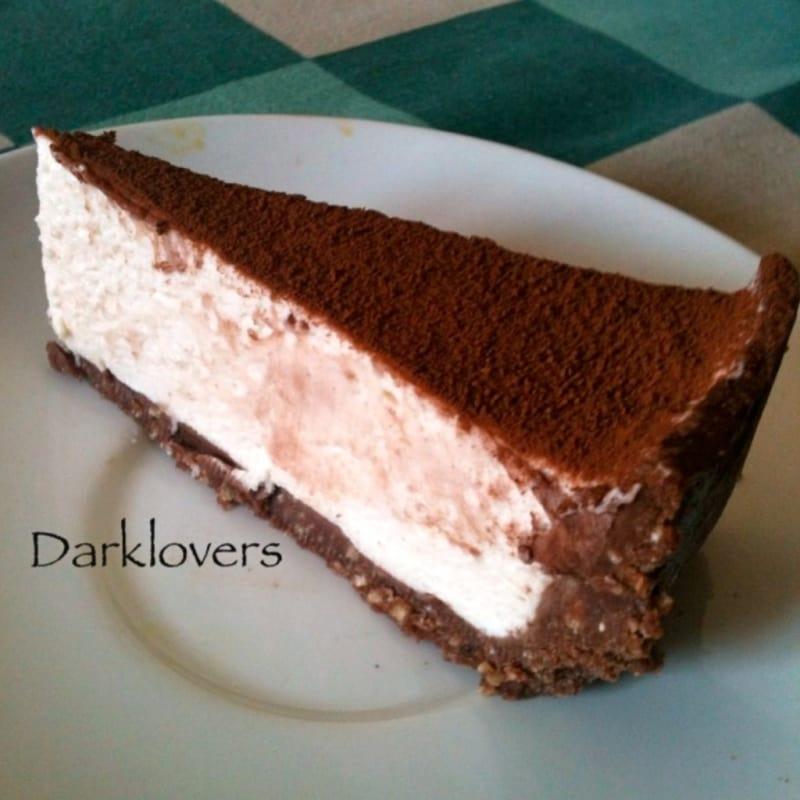 Foto Ricetta Tiramisù cheesecake