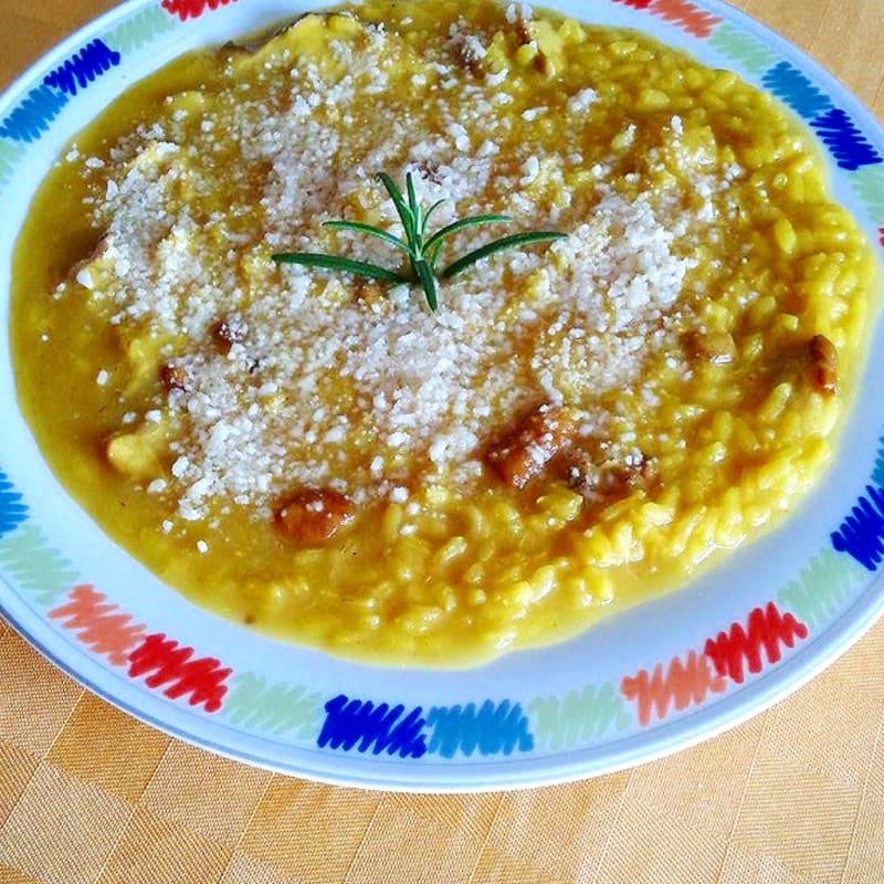 Foto Ricetta Risotto with porcini mushrooms
