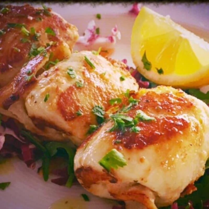 Foto Ricetta Involtini di pesce spada