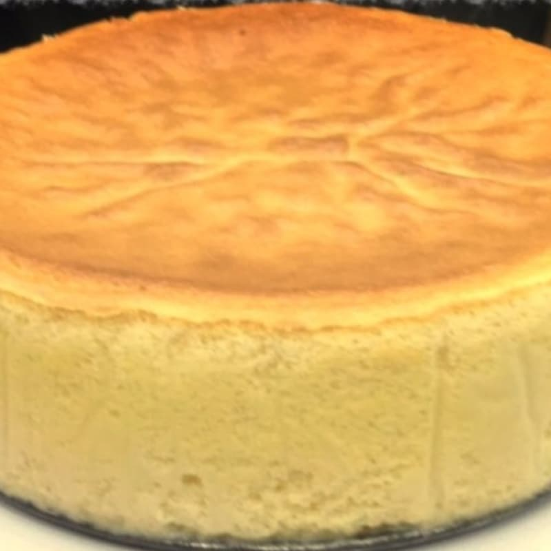 Foto Ricetta Cheesecake giapponese