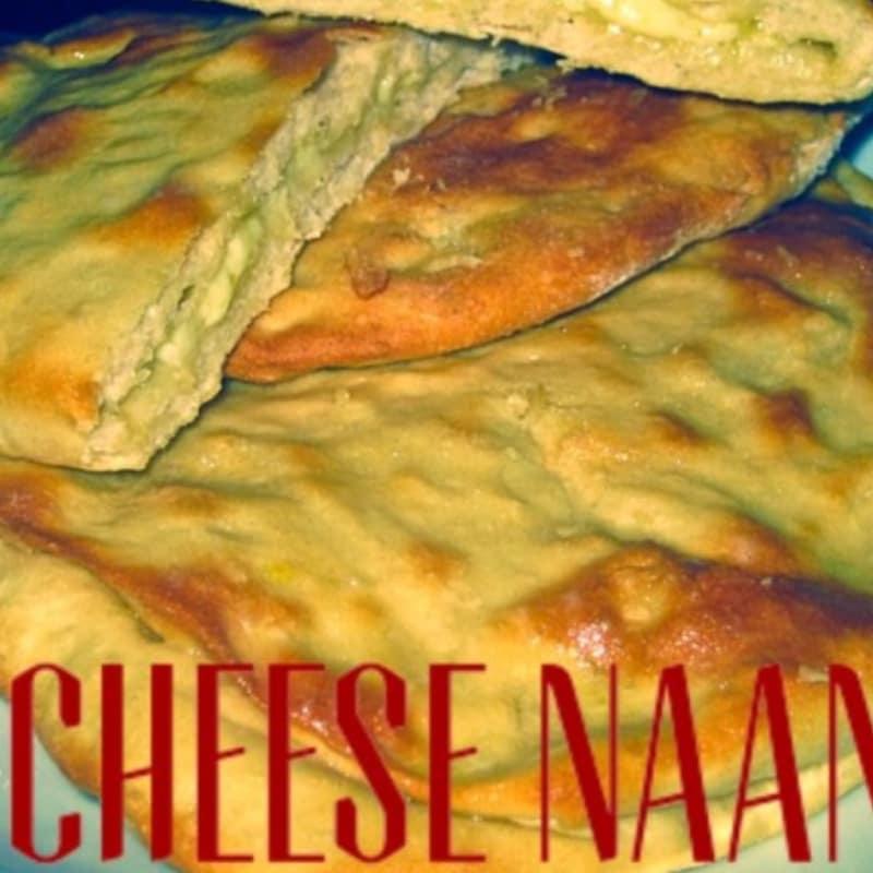 Foto Ricetta Cheese naan