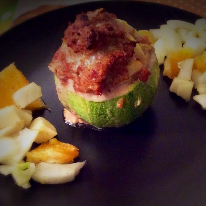 Foto Ricetta stuffed zucchini