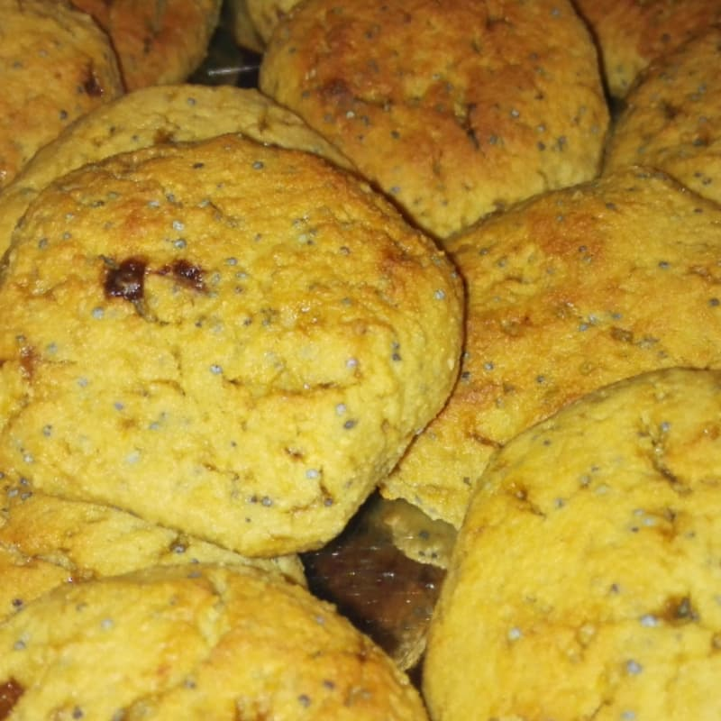 Foto Ricetta Biscuits with lemon vegan gluten free