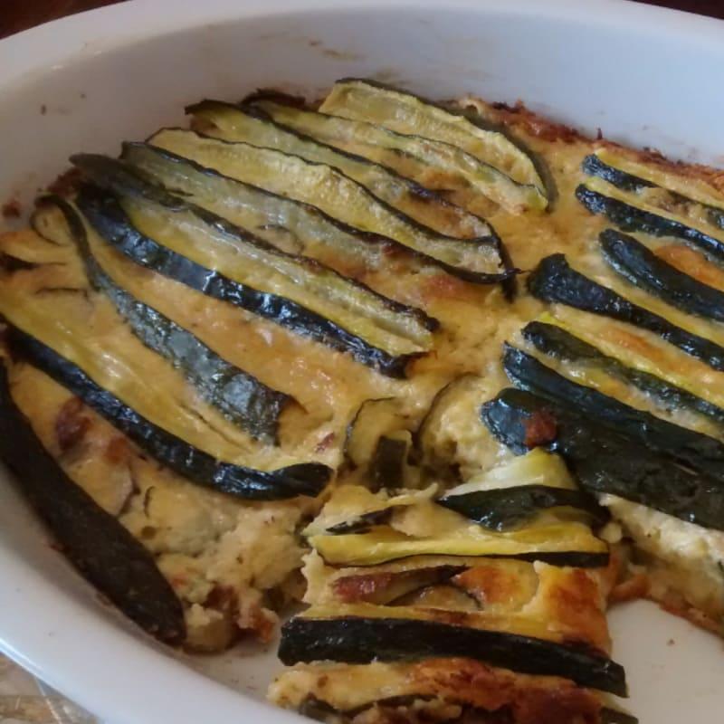 Foto Ricetta Zucchini flan