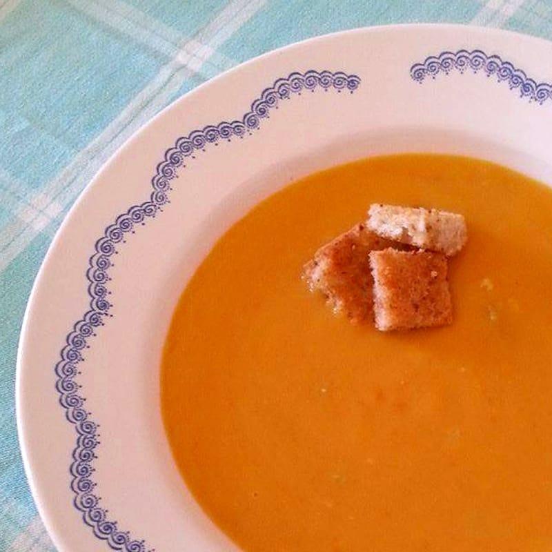 Foto Ricetta Cream of potato and gorgonzola