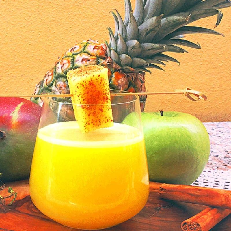 Foto Ricetta Succo yellow essenza estratto per la digestione