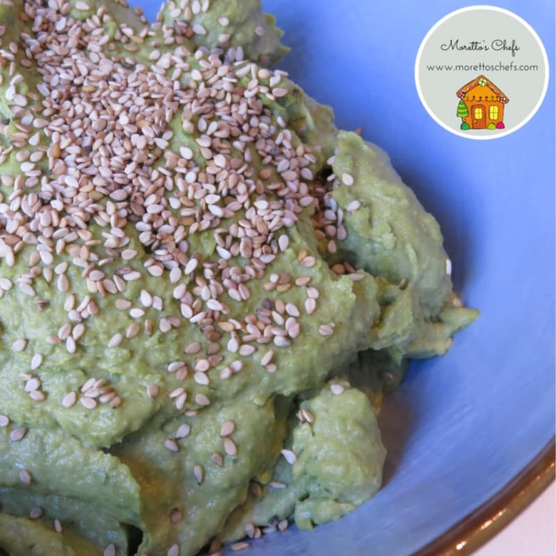 Foto Ricetta Pea Hummus
