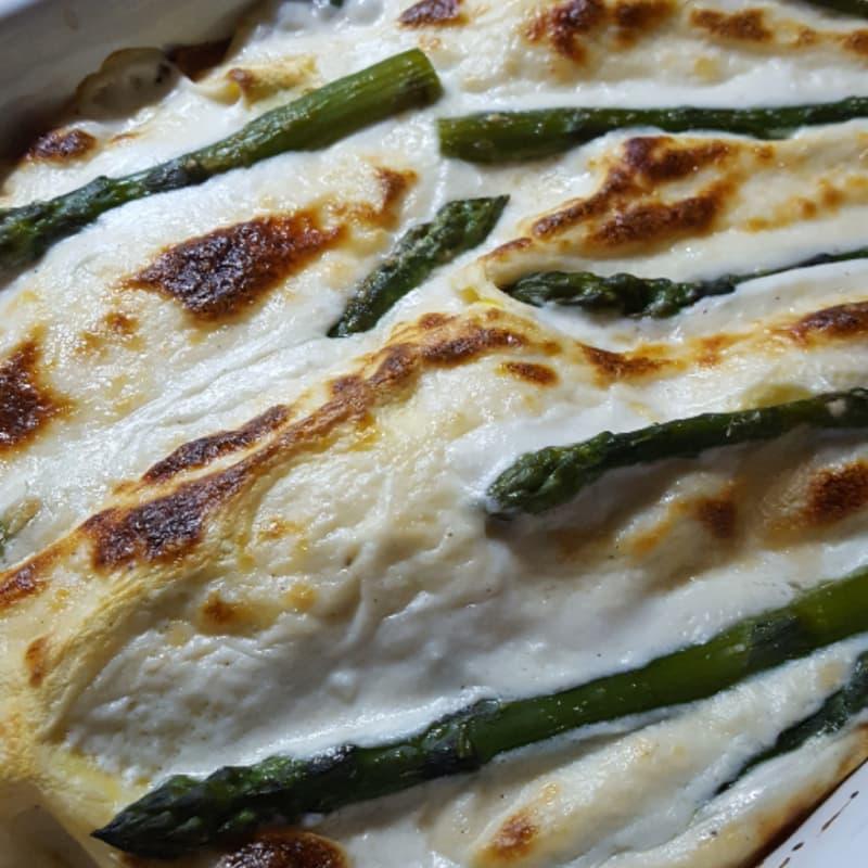 Foto Ricetta Lasagne asparagus and ricotta cheese