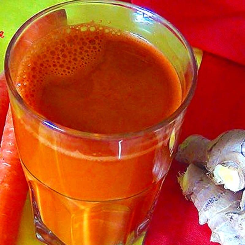 Foto Ricetta Estratto di carote e zenzero