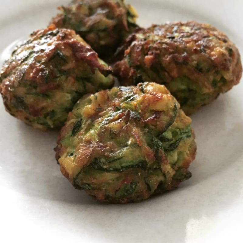 Foto Ricetta Aubergine Meatballs