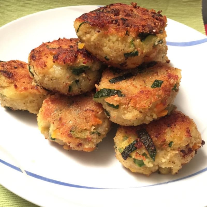 Foto Ricetta Vegetable meatballs