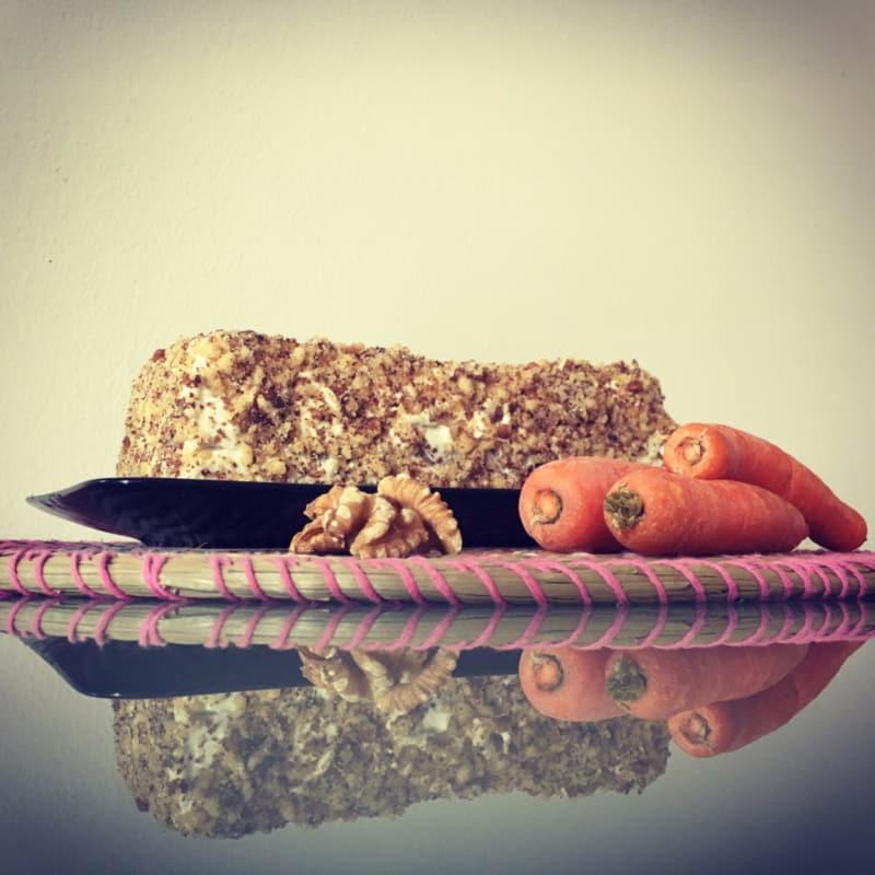Foto Ricetta PlumCarrot Cake