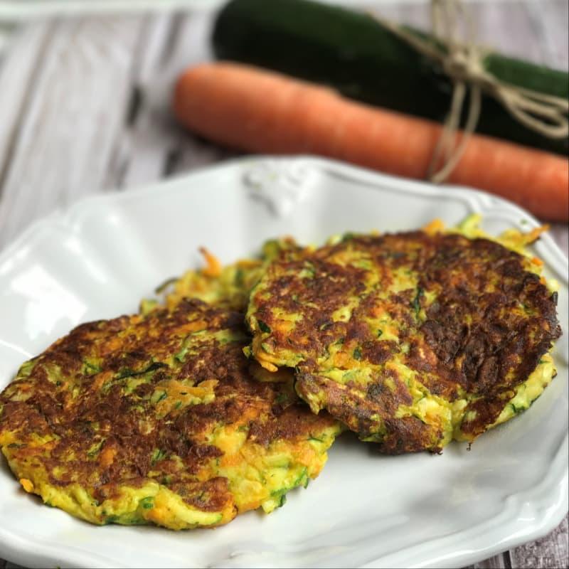 Foto Ricetta Roesti di carote e zucchine