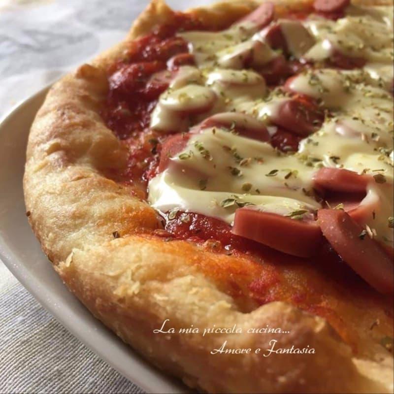 Foto Ricetta Pizza soffice e croccante