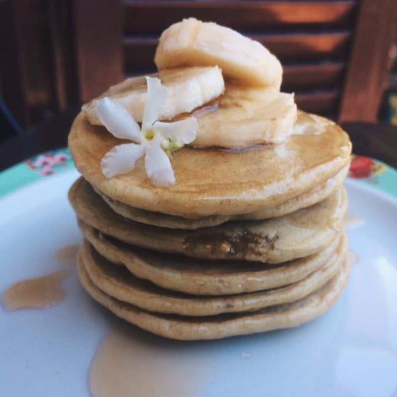 Foto Ricetta Mini pancakes with wholemeal flour