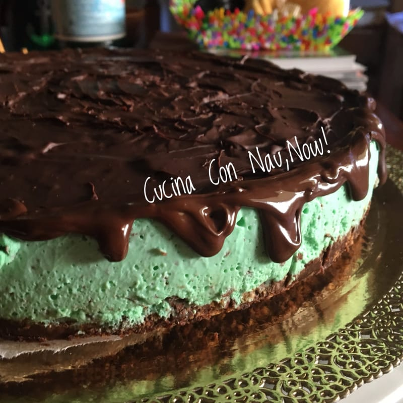 Foto Ricetta Cheesecake After Eight