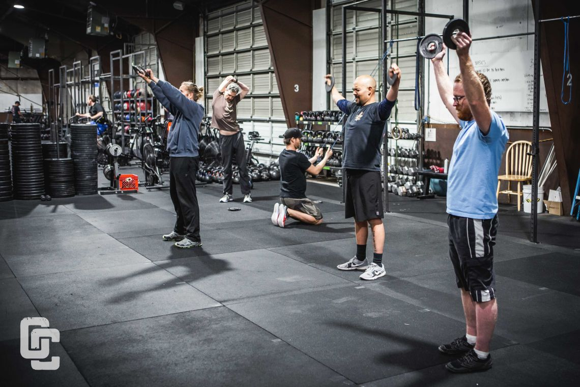 Workouts - Oregon CrossFit Bend, Oregon