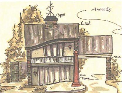 Bungalow house plan