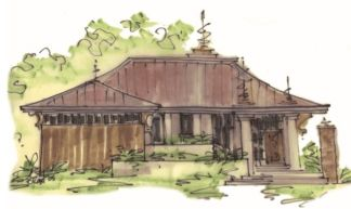 eastern house plan