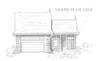 Open house plan
