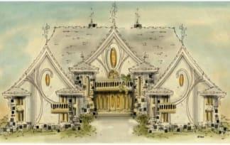 Resort inn plan