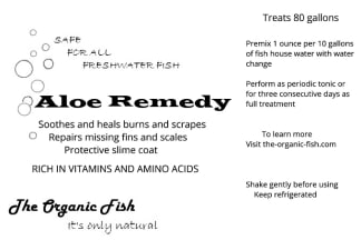 aloe remedy