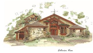 Extravagant house plan