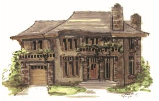 Consider building a custom home design All rights reserved Author: Brenda Rand
